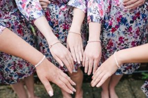 Garden Party Wedding bridesmaids Jewellery