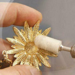 jewellery polishing